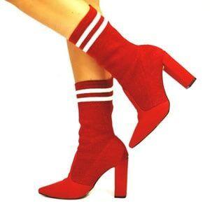 Tendência Bota Sock Boots – A bota meia!