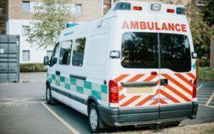aluguel de ambulância